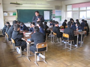 3組の学級活動の授業です\\\\\\\\\\