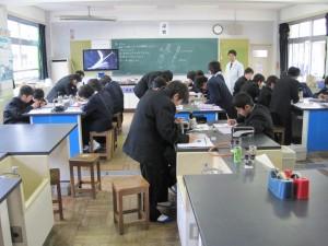 2組の理科の授業です\\\\\\\\