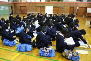 県立高校合格日 022