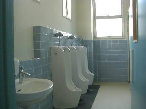 3階男子トイレの様子\\