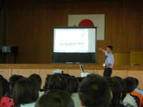 鎌倉についてプレゼンテーションを通しての説明\\