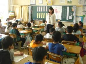 3年学級活動授業公開