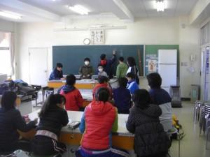 給食委員会の活動(15:15)