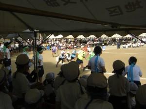 いざ 勝利の道へ! 三団対抗リレー(14:50)