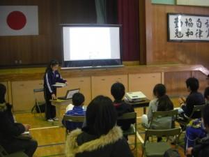6年 総合的な学習の時間授業公開(14:30)