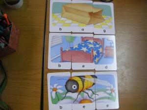 小包の中には,すてきなカードの教材が入っていました。土屋先生,どうもありがとうございます。(17:10)