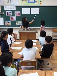 2年生:学級活動「安全な生活」