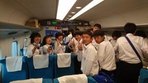さらば新幹線1