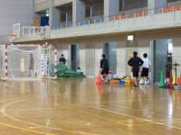 大掃除 バスケットボール部②