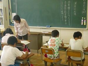 5年漢字の復習\\