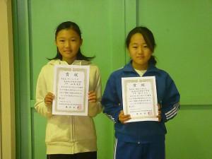 いばらきものづくり教育フェア「児童生徒作品コンクール」入賞の児童