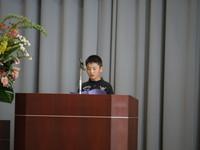 児童代表挨拶2