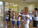 1・2年生の遊技練習