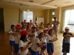 1年生~3年生の遊技練習