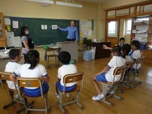 リチャード先生との英語学習(4年生)\\