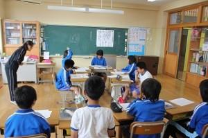 5年生の国語:「討論の学習」\