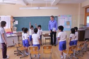 リチャード先生との英語学習:2年生\