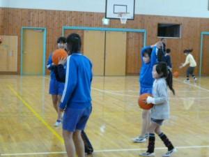 バスケットボールクラブ\