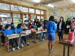 6年生の教室