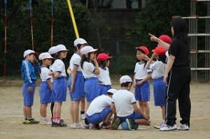 合同体育(1年生から3年生)\