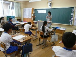 5年生:算数の学習\