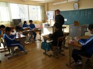 6年生教室