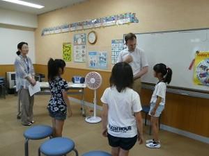 ジェラルド先生との英語学習 3年生\