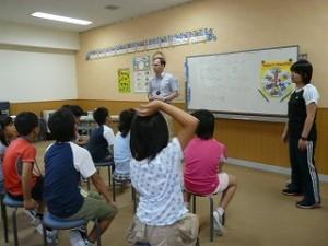 英語学習 4年生\