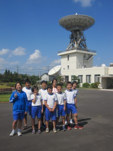宇宙技術センター見学