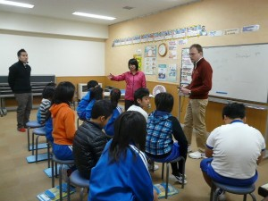 ジェラルド先生との英語学習\\