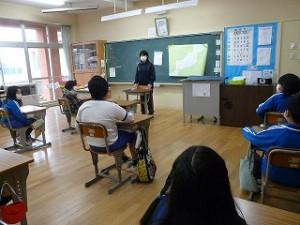 4年生教室