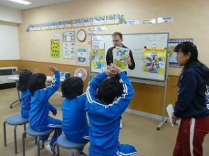 英語学習 2年生\