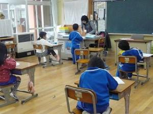各教室の様子\
