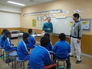 英語学習 最終日 ジェラルド先生ありがとうございました。\