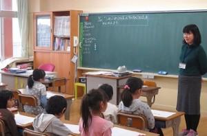 2・3年生は,学級活動で「ふわふわ言葉」と「ちくちく言葉」について考えました。\