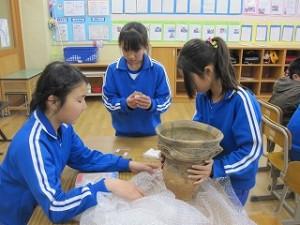 縄文中期の土器