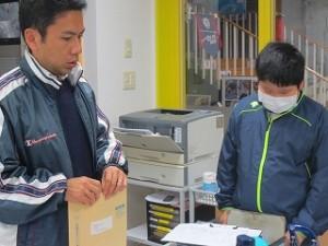風邪予防の方法についてインタビューしています。越川先生はなんて答えたのでしょう。\