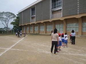 体育主任考案の投力アップの運動遊びです。\