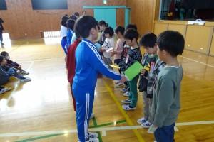 1年生のみなさん,豊津小学校へようこそ。\